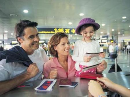 Выезд ребенка за границу с сопровождающим родителей