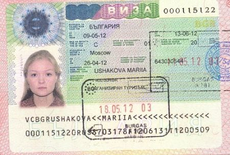 Шенген виза для ребенка