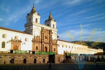 собор Святого Франциска в Эквадоре