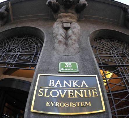 Банк Cловении