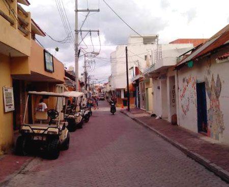 бедные кварталы в Мексике