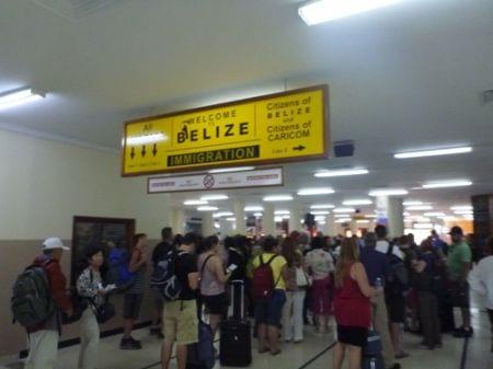 аэропорт Белиза