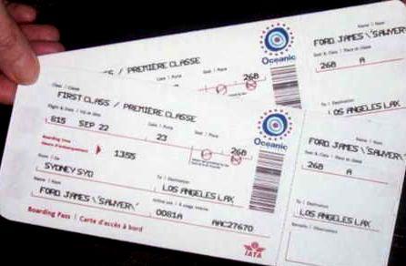 Копии билетов