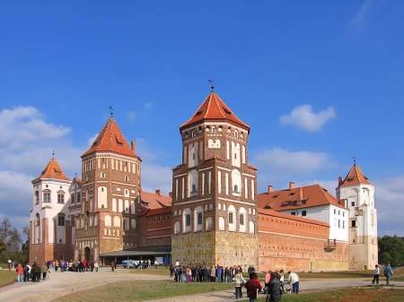 замок в Беларуси