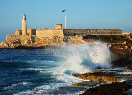 крепость дель Моро в Гаване
