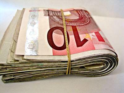 наличие денег