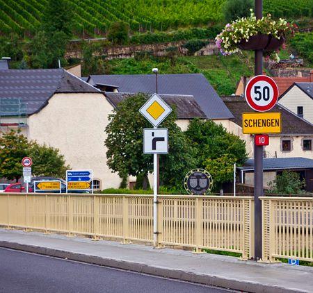 деревня Шенген