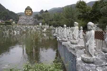 Монастырь объединения Кореи