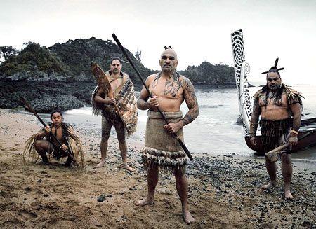 жители Новой Зеландии