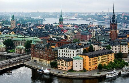 город в Финляндии