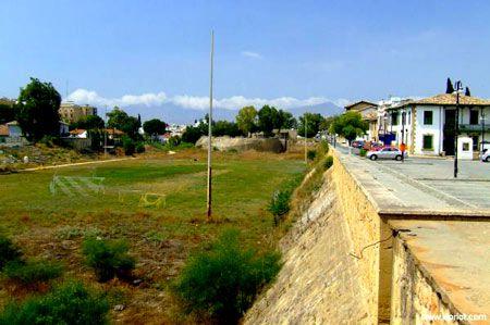 граница на Кипре