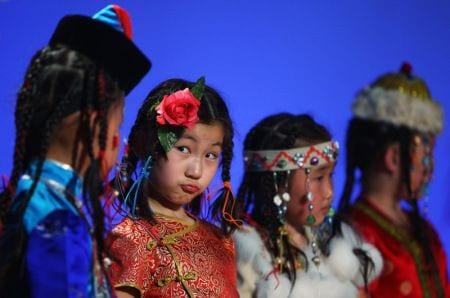 люди в монголии