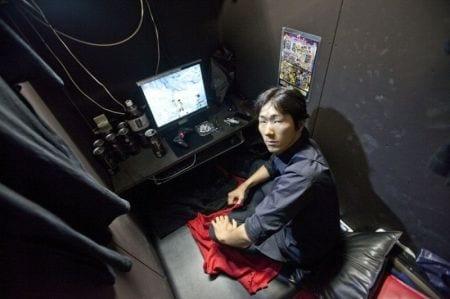 малогабаритная квартира в Японии