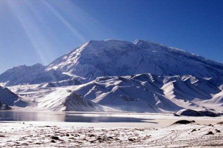 гора Музтаг-Ата