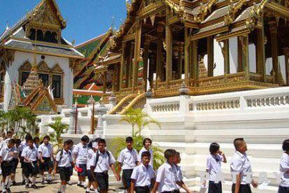 школа в Тайланде