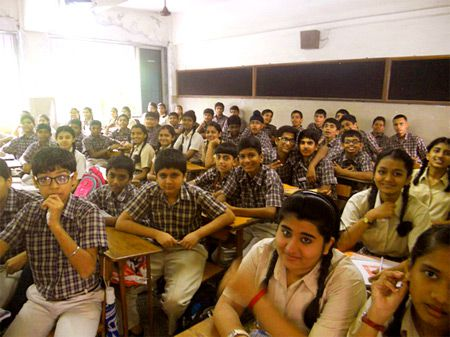 Индийская школа