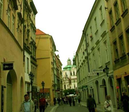 Отель в Чехии