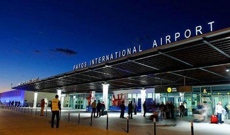 аэропорт в Пафосе