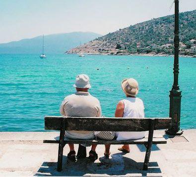 пенсионеры в Болгарии