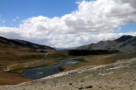 пейзажи в монголии