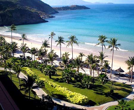 пляжный курорт Фантхиет