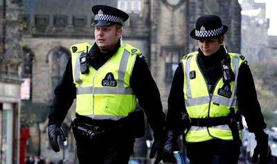 полиция в Шотландии