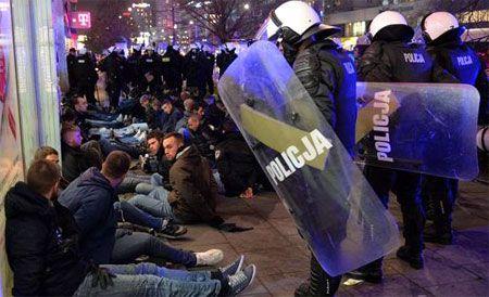 Полиция евросоюза