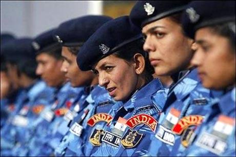 полиция в Индии