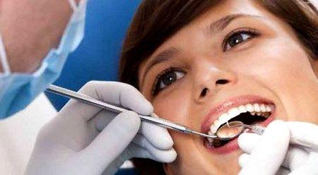 у польского стоматолога