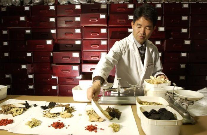 Традиционная медицина Китая
