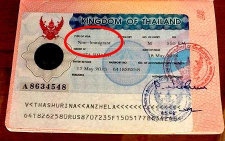 Как уехать в тайланд на пмж