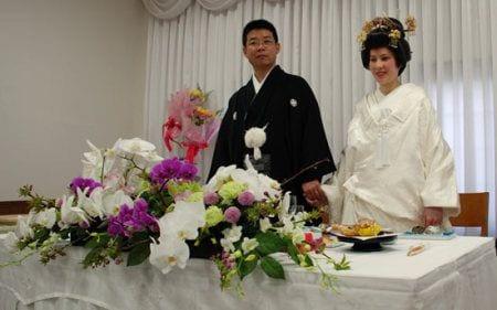 регистрация брака в японии