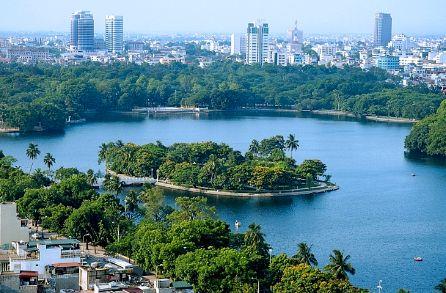 столица Вьетнама город Ханой