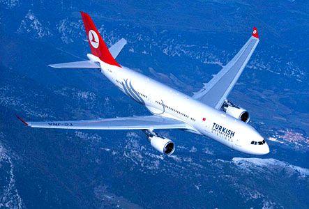 Турецкие авиарейсы