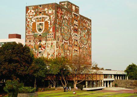 университет в Мексике