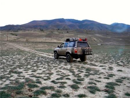 в монголию на автомобиле