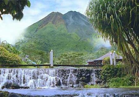 вулкан Бару в Панаме