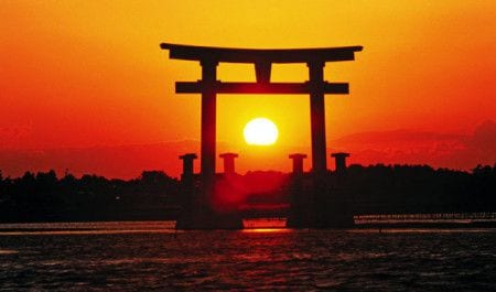 япония - страна восходящего солнца
