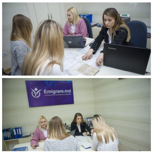 Компания Emigrare