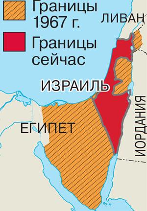 Граница Египта и Израиля