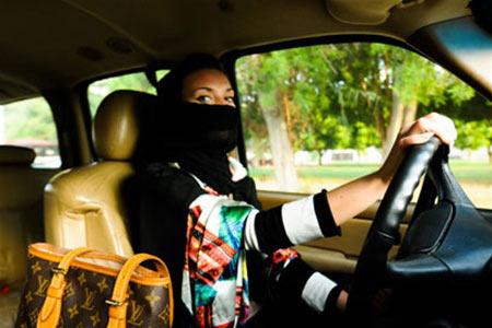 Женщина в Саудовской Аравии