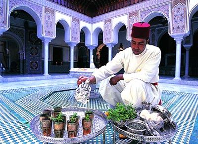 арабское гостеприимство