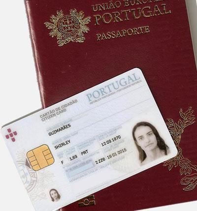 гражданство Португалии