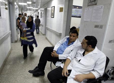медицинская помощь в Египте