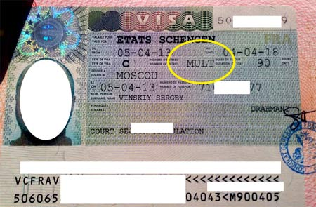 мультишенгенская виза