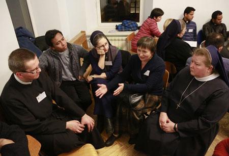 благотворительные организации при католических церквях
