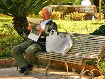 Итальянский пенсионер
