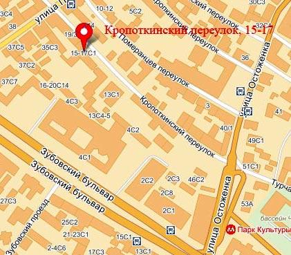 расположение посольства Финляндии