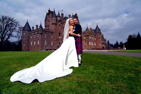 свадьба в Ирландии