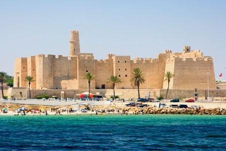 Крепость в Тунисе
